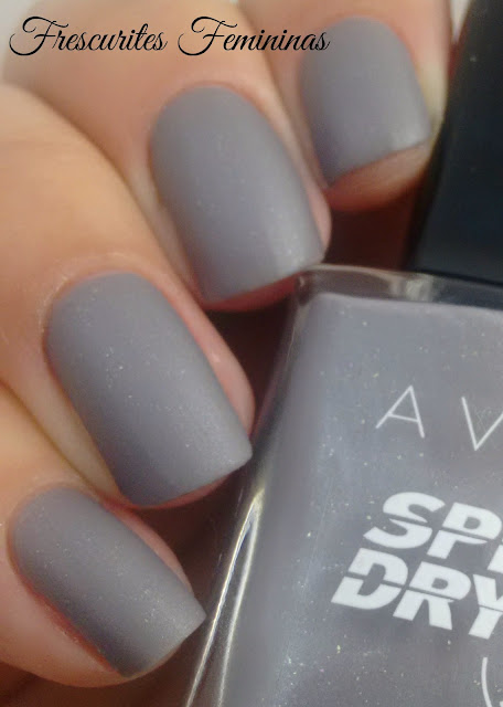 Avon, Esmalte, Nail, Polish, Grey Flash, frescurites, Femininas, mate, matte, top, coat