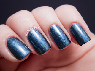 China Glaze Hologlam Collection Strap On Your Moonboots nail polish