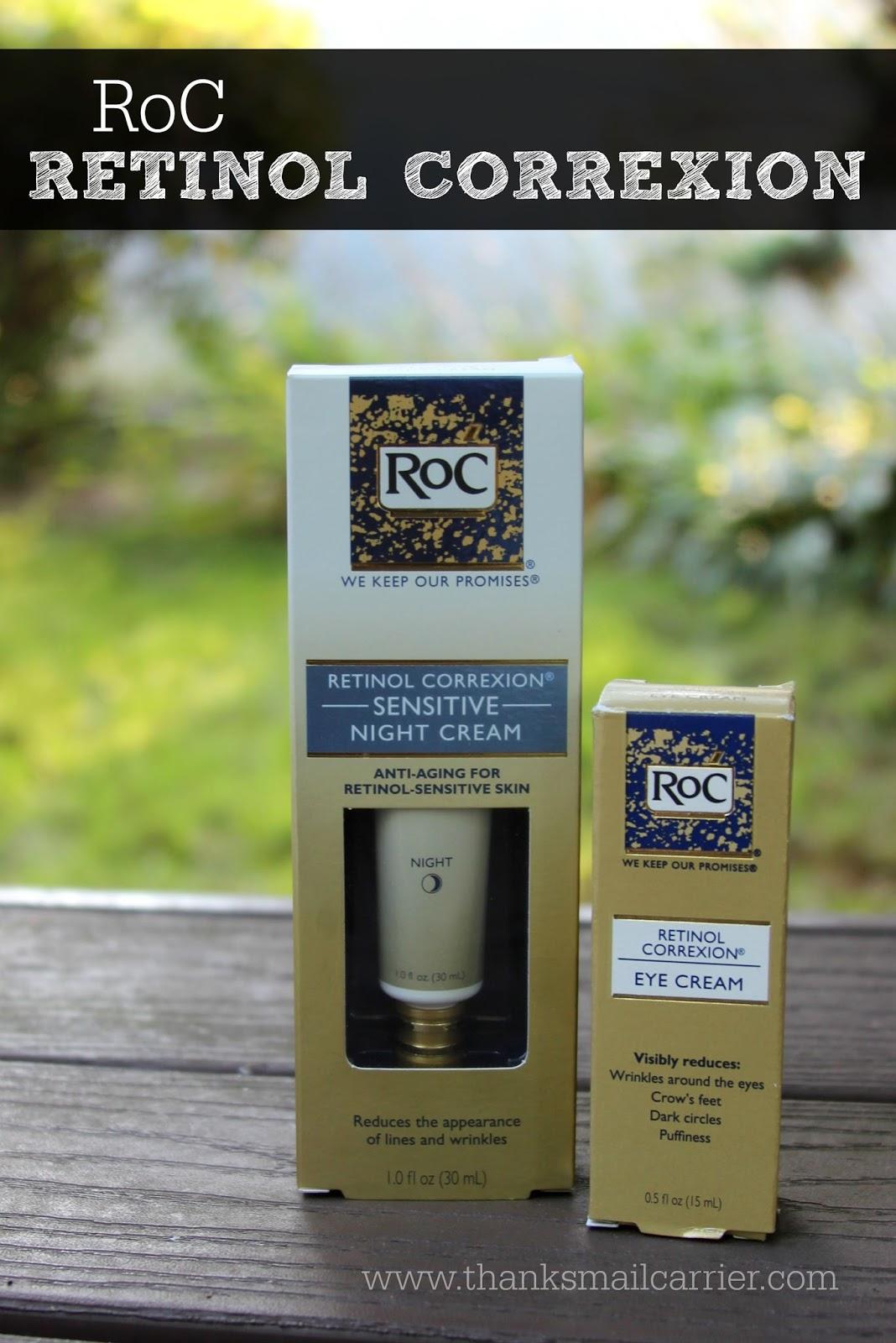 RoC Retinol Correxion