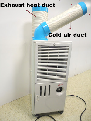Movable Air-conditioner/Spot Cooler