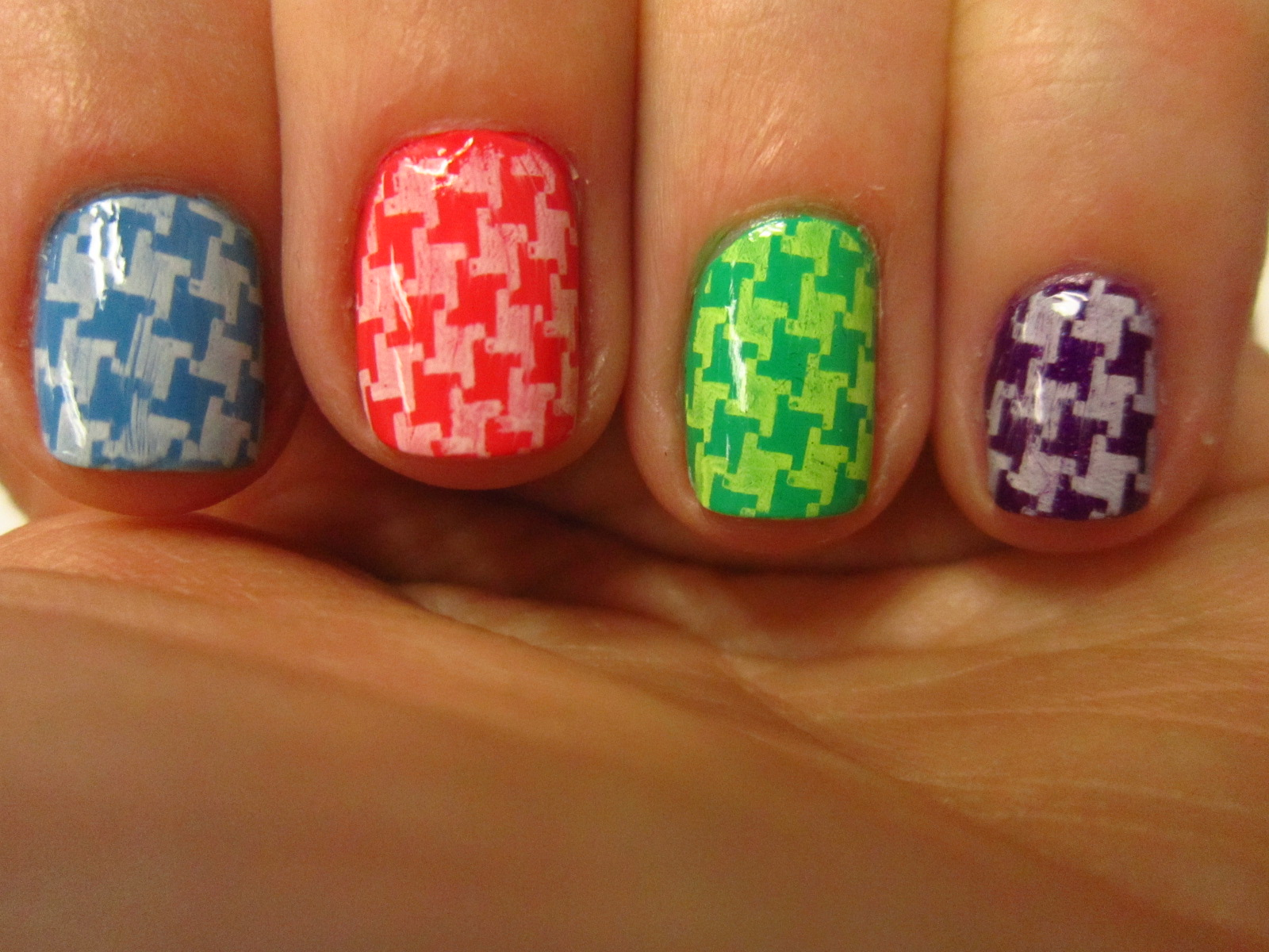 Posh Nail Art: The New 31 Day Challenge - Day 7 - Ombre or