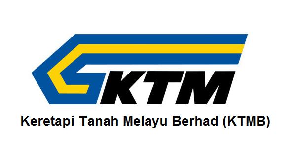 Jawatan Kerja Kosong Keretapi Tanah Melayu Berhad (KTMB) logo januari 2015