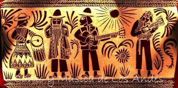 Canto y Musica de Los Andes
