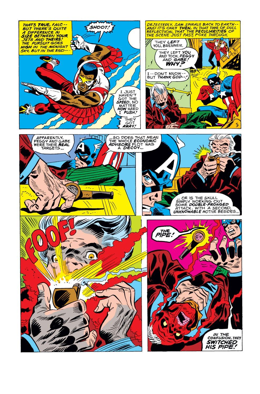 Captain America (1968) Issue #185 #99 - English 11