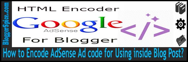 AdSense Encoder