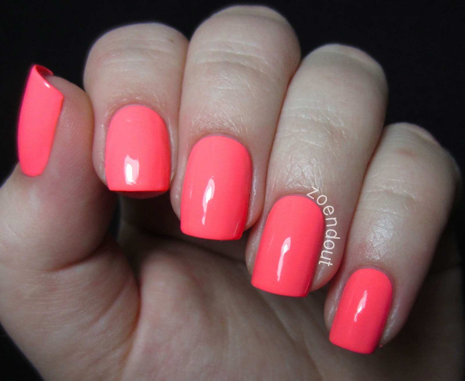 Zoendout Nails: Quick! Guess the color!