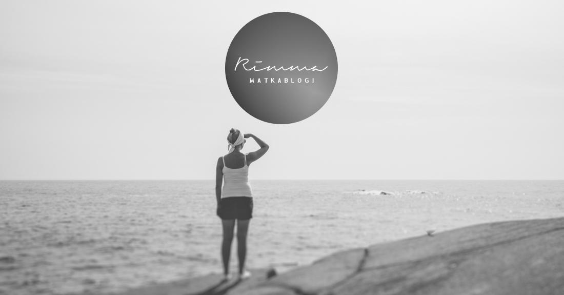 RIMMA - matkablogi