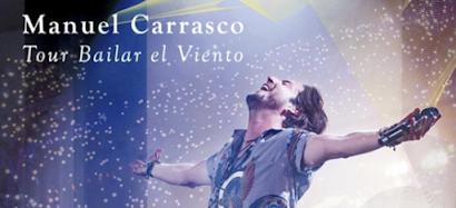 Manuel Carrasco en concierto