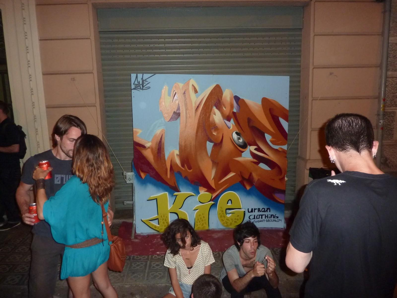 Verano entre pinturas sh for Trabajos de verano barcelona