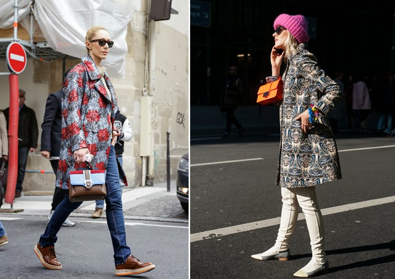 STREETSTYLE AT PARIS FWAW 2014