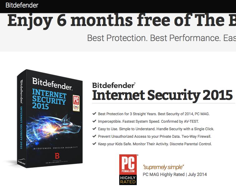 bitdefender total security 2015 license key for 6 months