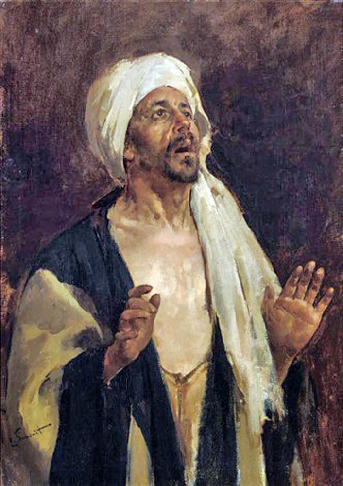 Enrique Simonet Castro, Pintor Español