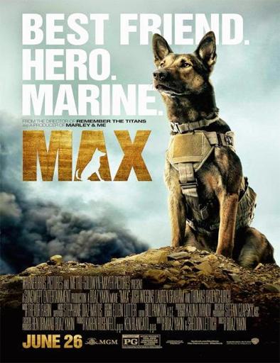 Ver Max (2015) Online