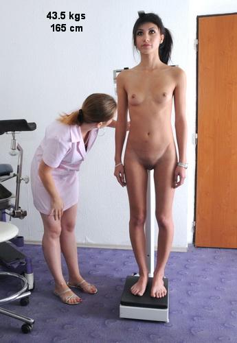 Gyno Clinic - Mae May Skinny Girl