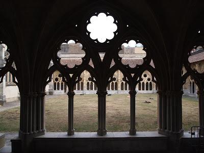 Claustro de la Catedral de Santa María (Cathédrale Sainte-Marie) de Bayona