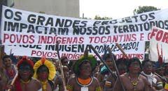 """""""Acampamento Terra Livre 2011 pela Mãe Terra"""" repudia Código Florestal:"""