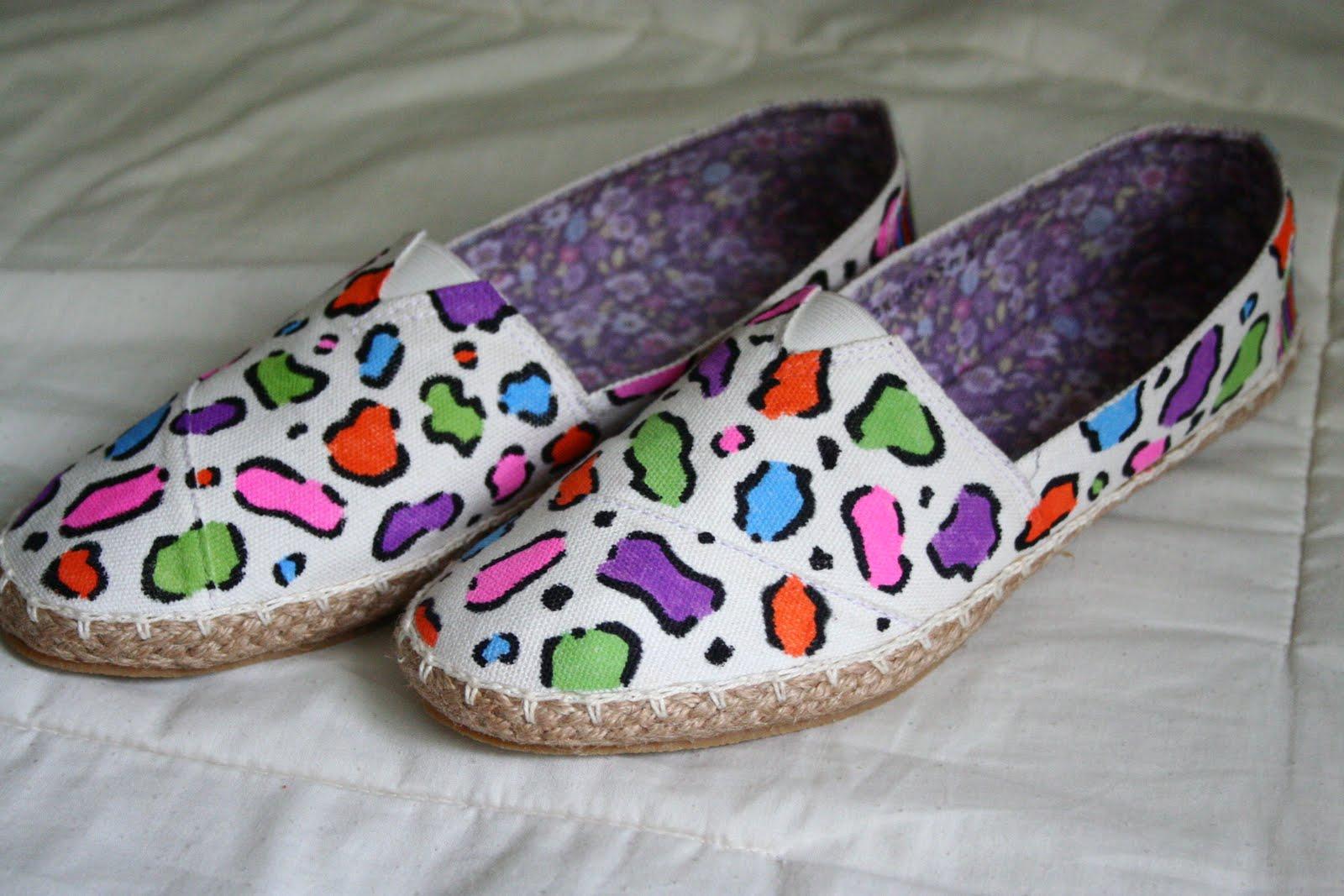 Christhingsss diy design your own espadrilles for Diy shoes design