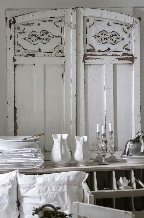 Mid-Week Inspiration White Interiors