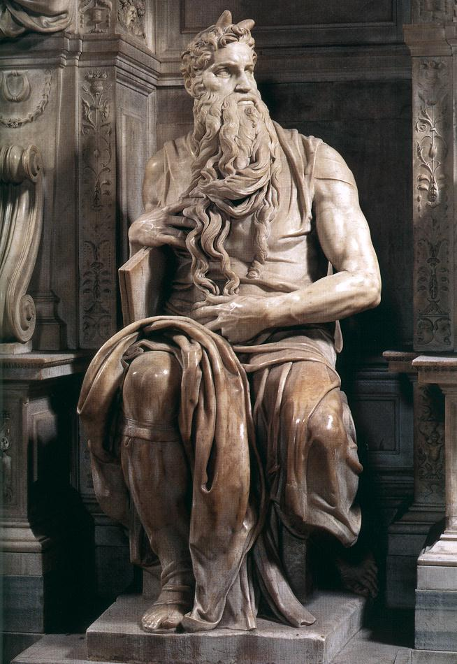 michael angelo statues in rome - photo#3
