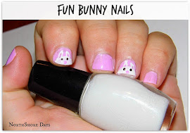 Fun Bunny Nails