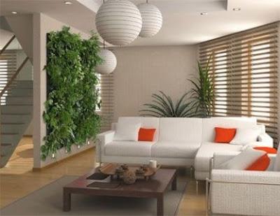 foto de jardín vertical