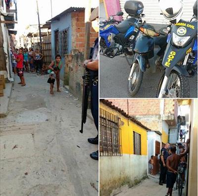 GCM de Guarulhos apreende moto produto de roubo pela Vila Galvão