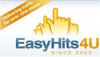EasyHits4U Penghasil Uang Dan Traffic