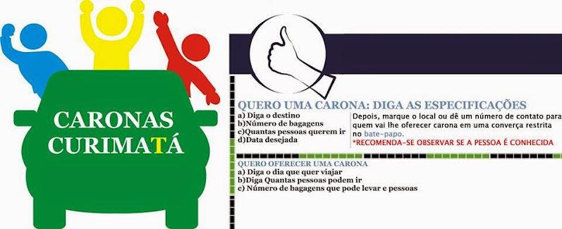 CARONAS CURIMATÁ
