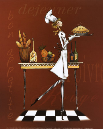 Gastronomania edad contempor nea cocina cl sica y for La cocina francesa clasica