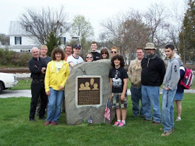 The team at Gettysburg.