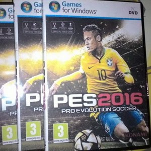 ORDER PES 2016 + PATCH
