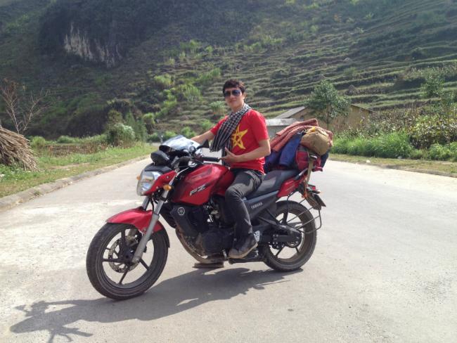 Cho thuê xe máy ở Hà Giang
