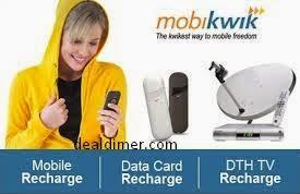 MobiKwik Wallet 10% Cashback