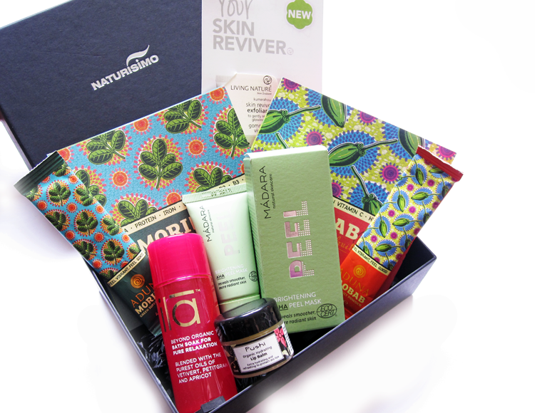 Review: Naturisimo Wellness Discovery Box