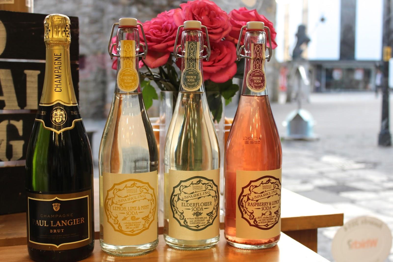 Champagne & Soda