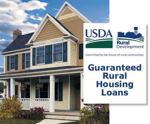 Kentucky USDA Rural Housing Loans