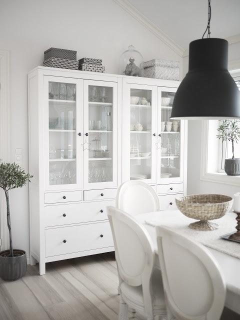 Hogar diez Serie Ikea Hemnes en tu saln