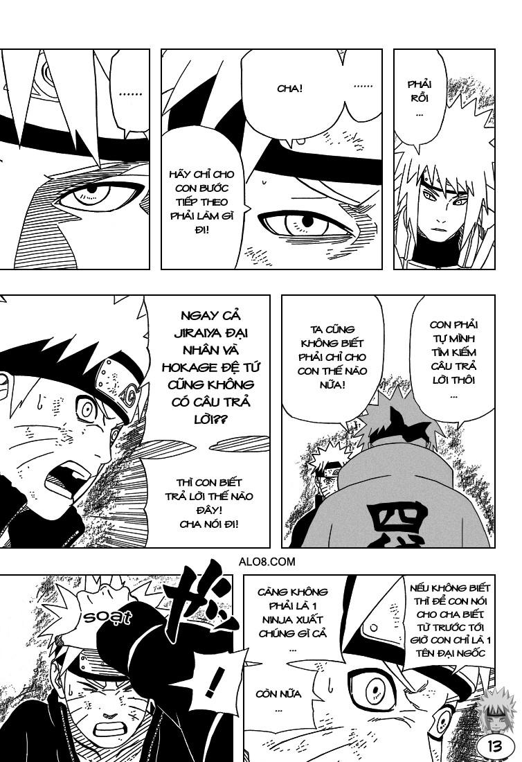 Naruto chap 440 Trang 13 - Mangak.info