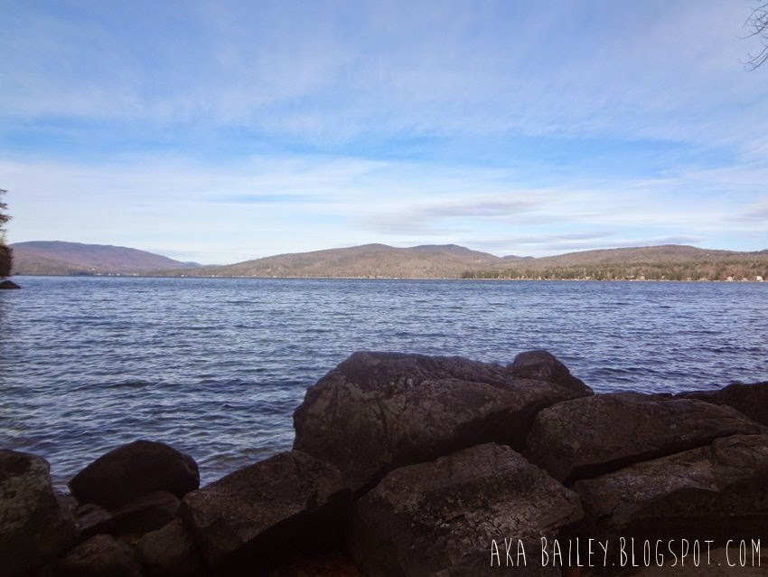 Newfound Lake, New Hampshire