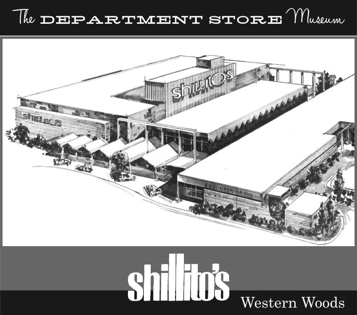 The Department Store Museum: Shillito\'s, Cincinnati, Ohio