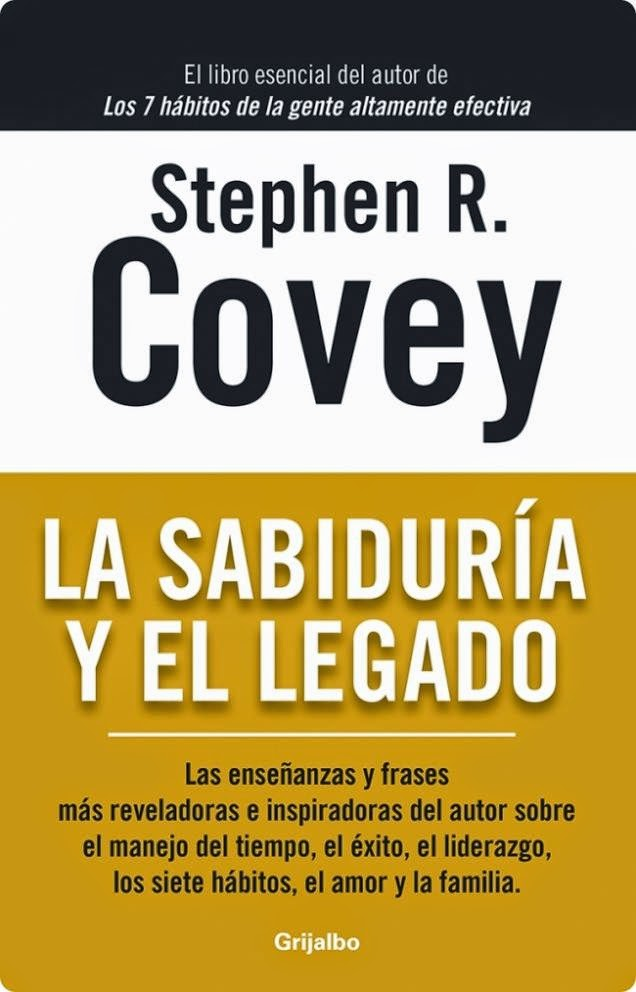 Sabiduría y Legado - Stephen R.