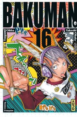 Actu Manga, Bakuman, Critique Manga, Kana, Manga, Mangas, Shonen,