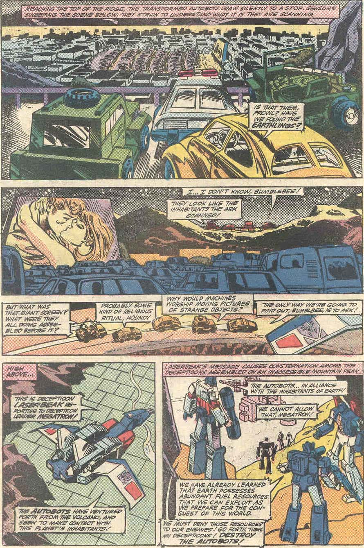The Transformers (1984) #1 #80 - English 20