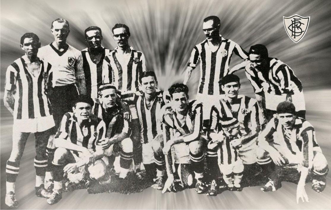 Resultado de imagem para time botafogo 1930