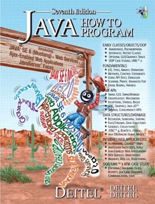 Java How To Program 7th Edition  By Deitel & Deitel PDF