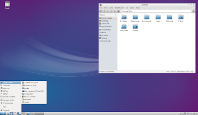 Lubuntu 15.04 screenshots
