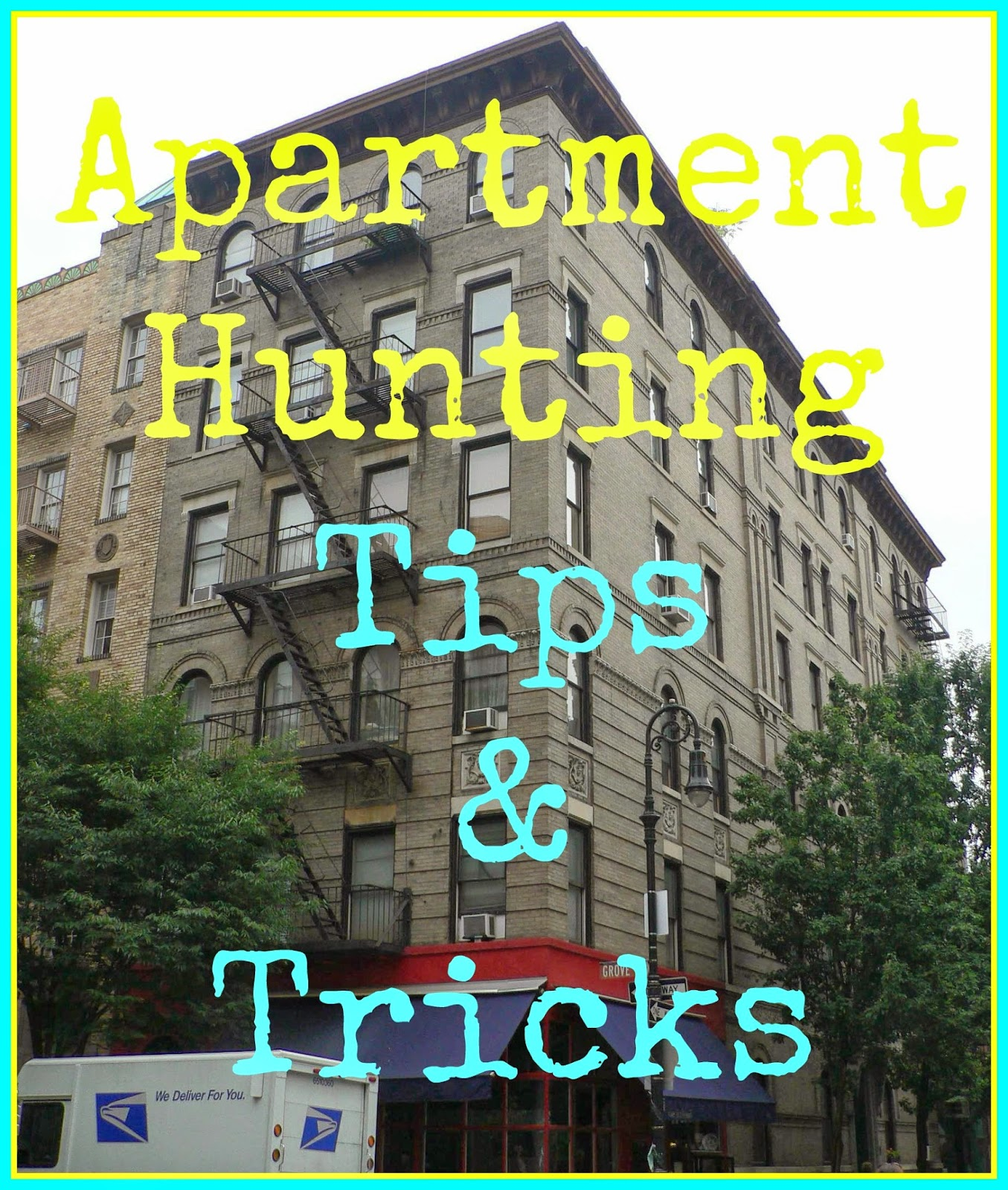Apartment hunting, Apartments, Tips