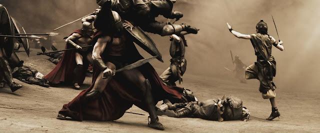 Фото и кадры из фильма 300 спартанцев