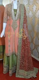 Bridal wear by TEENA