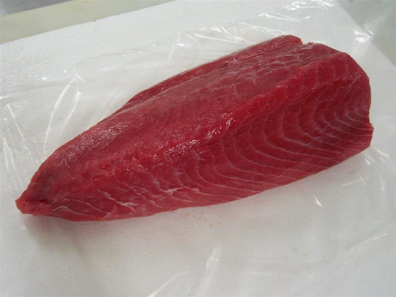 How to Cook Frozen Tuna Steak
